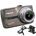 Camera auto DVR iUni Dash 66G, Touchscreen, Dual Cam