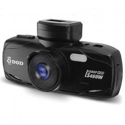 "Camera auto DVR DOD LS460W, Full HD, GPS, senzor imagine Sony, lentile Sharp, WDR, G senzor, 2.7"" LCD, 12MP"