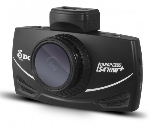 Camera auto DOD LS470W+, filtru polarizat, Full HD, GPS 10x, senzor Sony, lentile 7g Sharp, WDR, G s