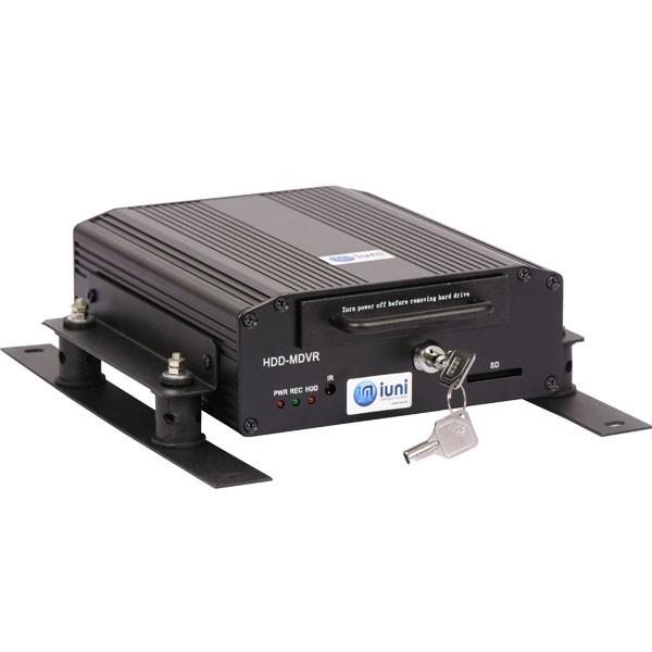Sistem Supraveghere Auto 4 camere iUni, 3G, GPS