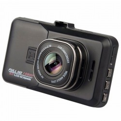 Camera Auto iUni Dash A98, Filmare Full HD, Display 3.0 inch, WDR, Parking monitor, Lentila Sharp 6G, Unghi 170 grade