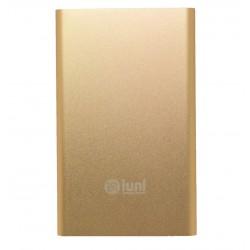Baterie externa iUni PB11, 5000mAh, Powerbank, Gold