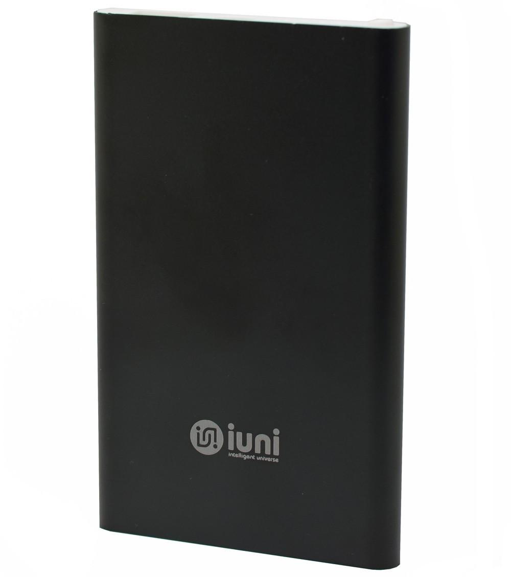 Baterie externa iUni PB11, 5000mAh, Powerbank, Black imagine techstar.ro 2021