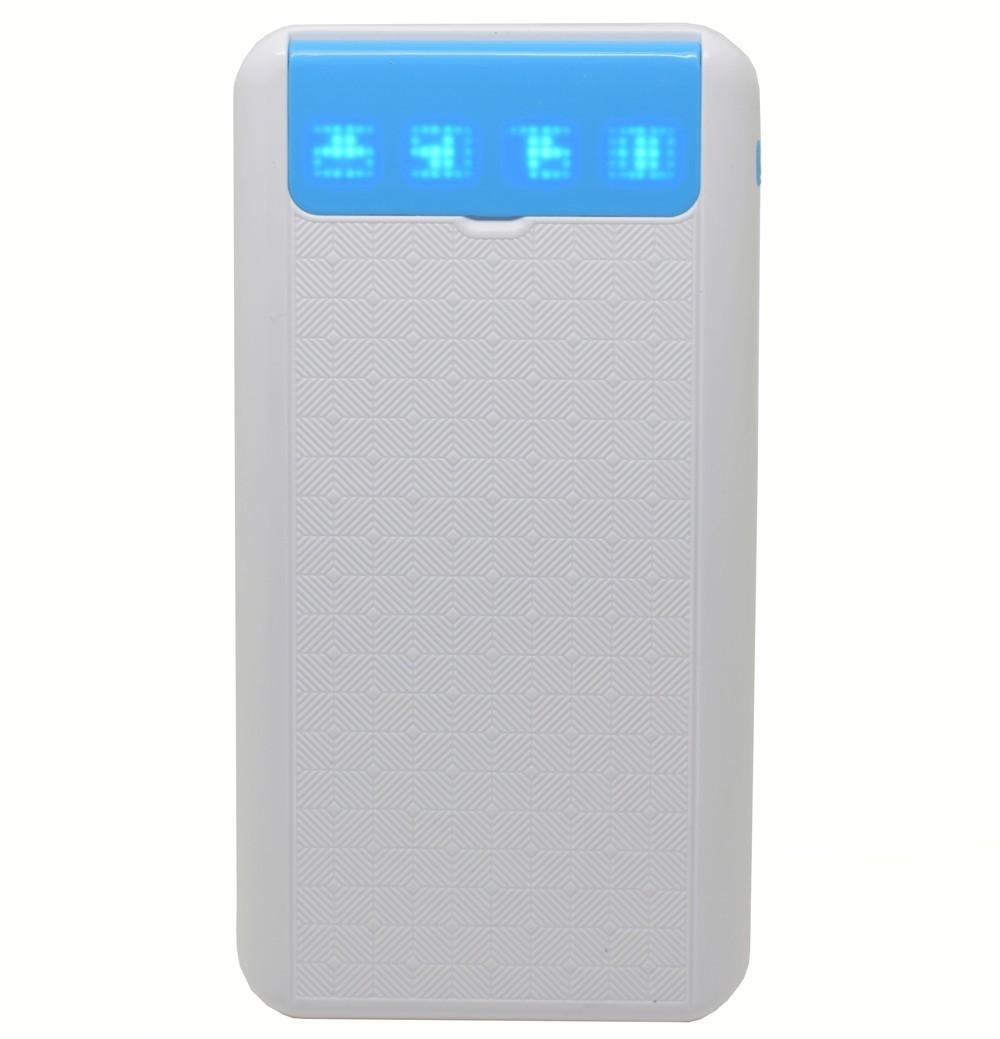 Baterie externa iUni PB12, 10000mAh, Dual USB, Powerbank, Blue imagine techstar.ro 2021