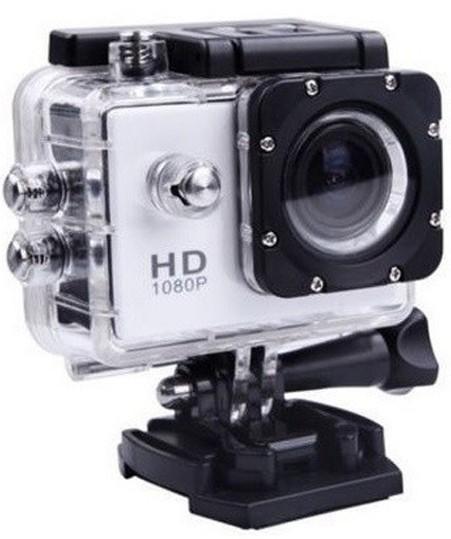 Camera Sport iUni Dare 50i HD 1080P, 12M, Waterproof, Argintiu imagine techstar.ro 2021