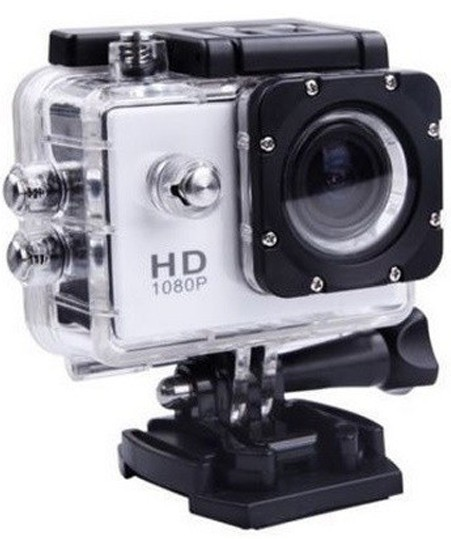 Camera Sport Iuni Dare 50i Hd 1080p, 12m, Waterproof, Argintiu