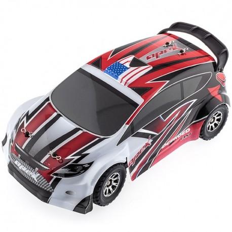 Masinuta cu Telecomanda iUni A949, Rally Car, 40km/h, Rosu