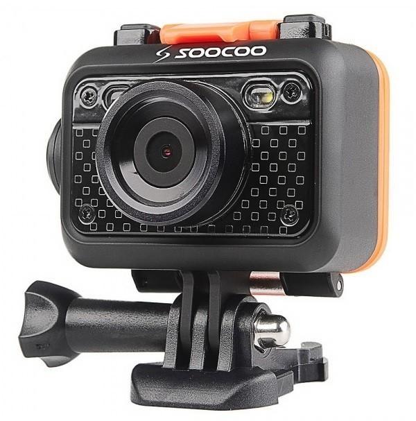 camera video sport iuni dare 60i, wi-fi, lcd 1.5 inch, 170 grade, camera subacvatica, full hd