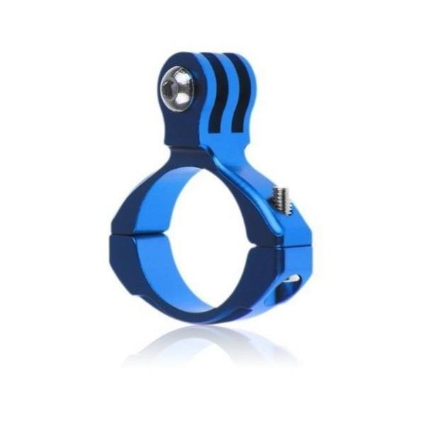 Imagine indisponibila pentru Clema prindere bicicleta 10mm GP63, Albastru