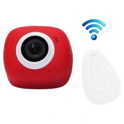 Camera Sport iUni Dare G3i Red, Full HD, WiFi, Telecomanda