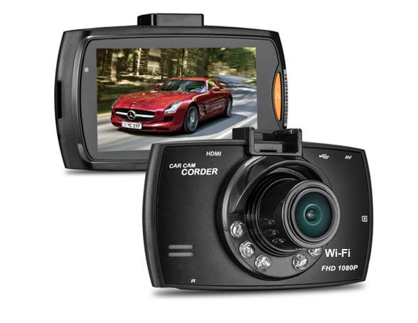 Camera Video Auto Novatek D828 unghi 170deg; 12MP Wifi Hotspot