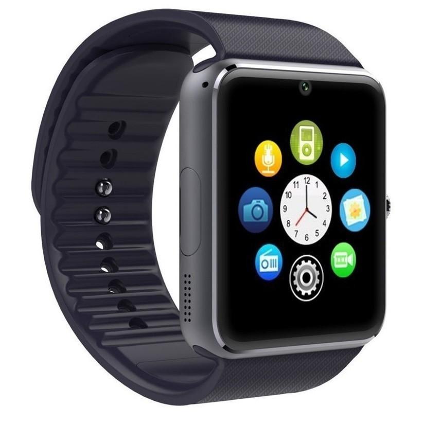 Ceas Smartwatch cu Telefon iUni GT08s Plus, BT, 1.54 inch, Aluminiu