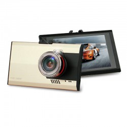 Camera Video Auto Novatek T360 Super Slim 9mm FHD