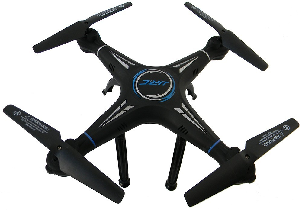 Drona iUni A1, Frecventa 2.4GHz, Negru