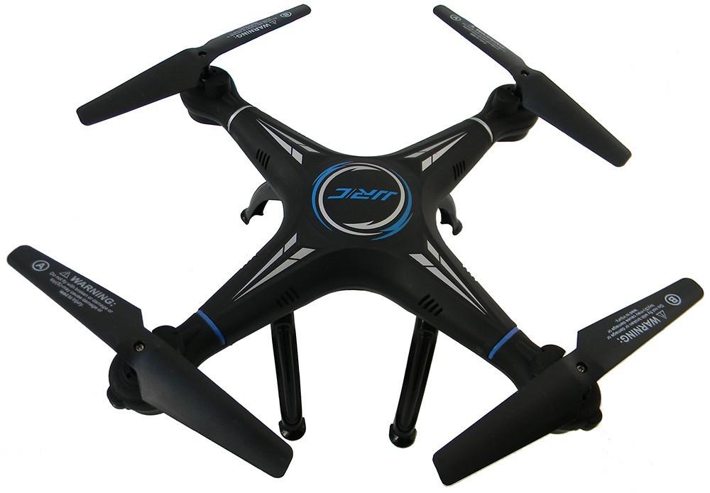 Drona iUni A1, Frecventa 2.4GHz, Negru imagine techstar.ro 2021