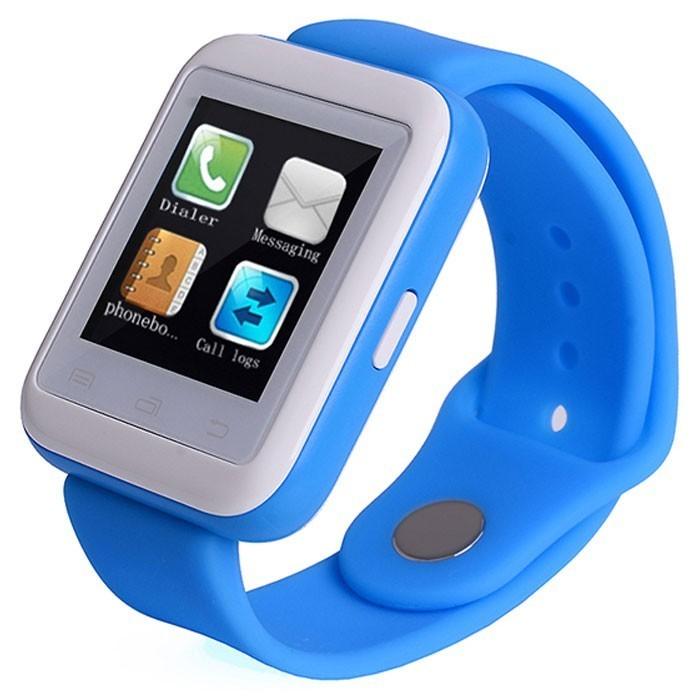 Smartwatch iUni U900i Plus, Bluetooth, LCD 1.44 Inch, Dark blue