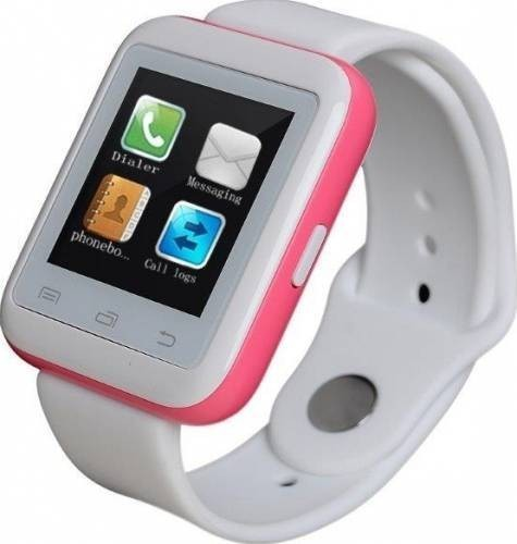 Smartwatch iUni U900i Plus, Bluetooth, LCD 1.44 Inch, Roz