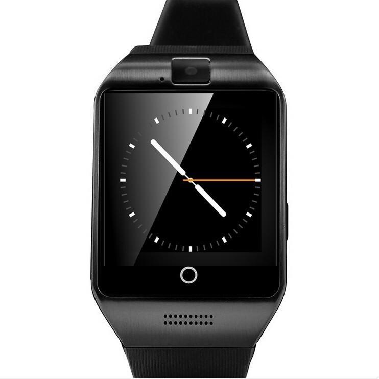 Smartwatch cu telefon iUni Apro U16, 1,5 inch, Camera, BT, Negru imagine techstar.ro 2021