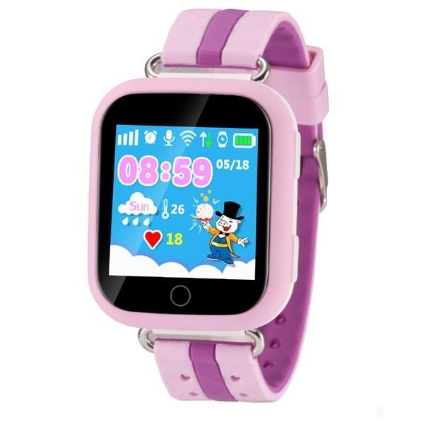 Ceas GPS Copii iUni Kid601, Telefon incorporat, Alarma SOS, 1.54 Inch, Touchscreen, Jocuri, Pink imagine techstar.ro 2021