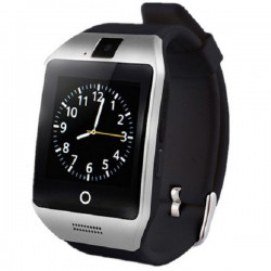 Smartwatch cu telefon iUni Apro U16, Camera, BT, 1.5 inch, Argintiu