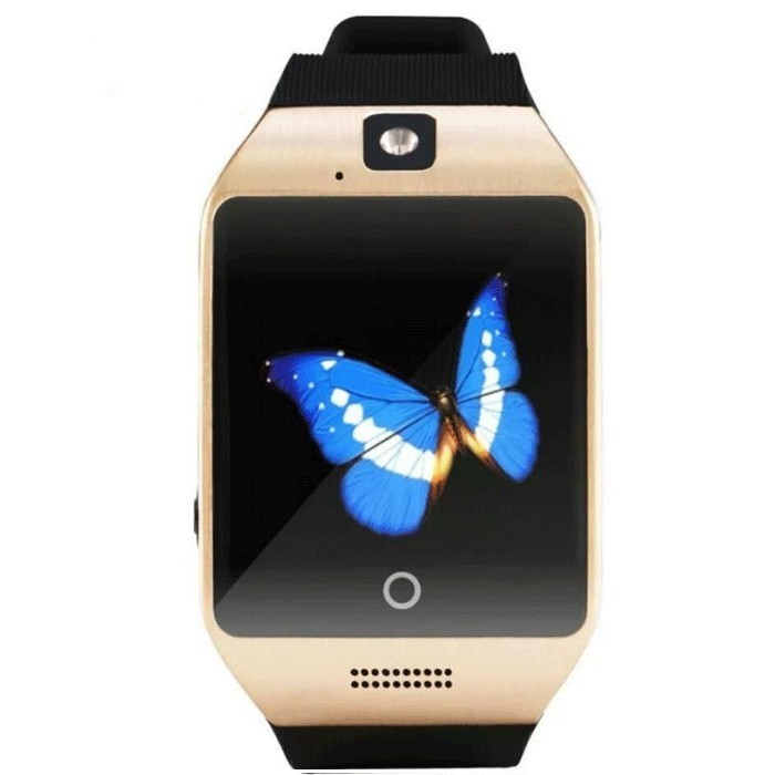Smartwatch cu telefon iUni Apro U16, Camera, BT, 1,5 inch, Auriu