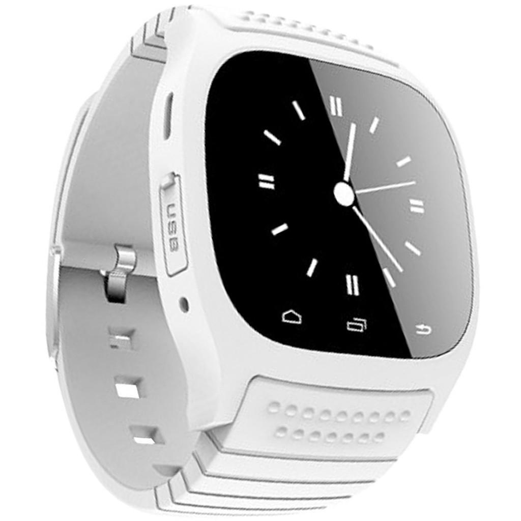 Resigilat! Smartwatch iUni U26 Bluetooth, 1.5 inch, Pedometru, Notificari, Alb imagine techstar.ro 2021