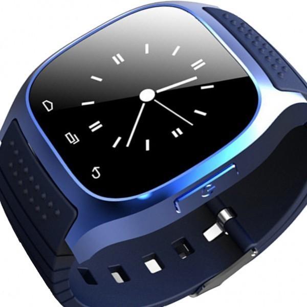 Resigilat! Smartwatch iUni U26 Bluetooth, 1.5 inch, Pedometru, Notificari, Albastru