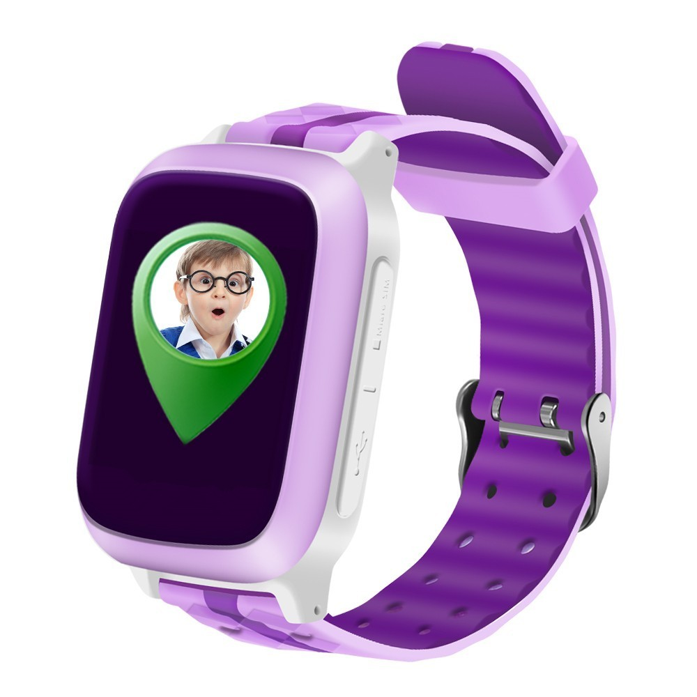 Ceas GPS Copii iUni Kid18, Telefon incorporat, Alarma SOS, 1.44 Inch, Pink imagine techstar.ro 2021