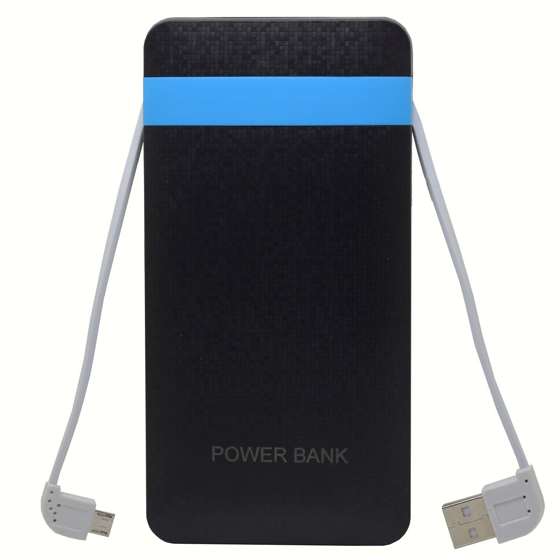 Baterie externa iUni PB16, 10000mAh, Dual USB, Powerbank, Black imagine techstar.ro 2021