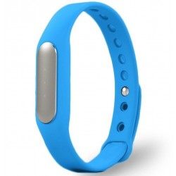 Bratara fitness iUni MI1, Bluetooth, Activity and Sleep, Albastru
