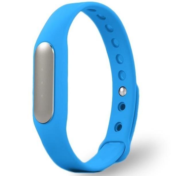 Bratara fitness iUni MI1, Bluetooth, Activity and Sleep, Albastru imagine techstar.ro 2021