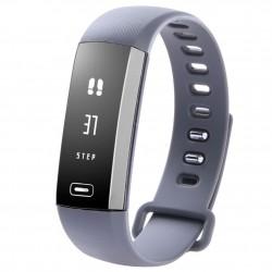 Bratara fitness iUni N2s, Bluetooth, LCD 0.86 inch ,Notificari, Pedometru, Monitorizare Sedentarism, Puls, Oxigen sange, Silver