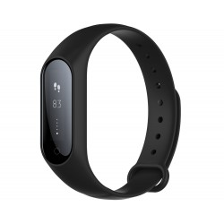 Bratara fitness iUni Y3, Bluetooth, display OLED, Notificari, Pedometru, Monitorizare Sedentarism, Puls, Oxigen sange, Black