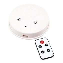 Detector de fum cu Camera Spion iUni SpyCam D100
