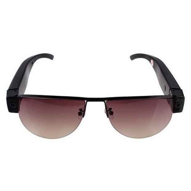 Ochelari de soare cu Camera Full HD iUni SpyCam A900 imagine techstar.ro 2021