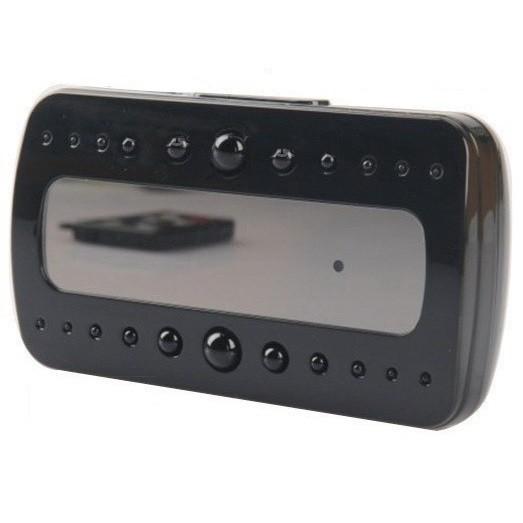 Ceas de Birou Spion cu Camera Full HD iUni SpyCam B242, Night Vision, Senzor de miscare, Reportofon, Foto, Video imagine techstar.ro 2021