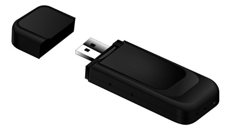 Stick USB Spion cu Camera Full HD iUni SpyCam STK103, Night Vision, Senzor de miscare, Foto, Video
