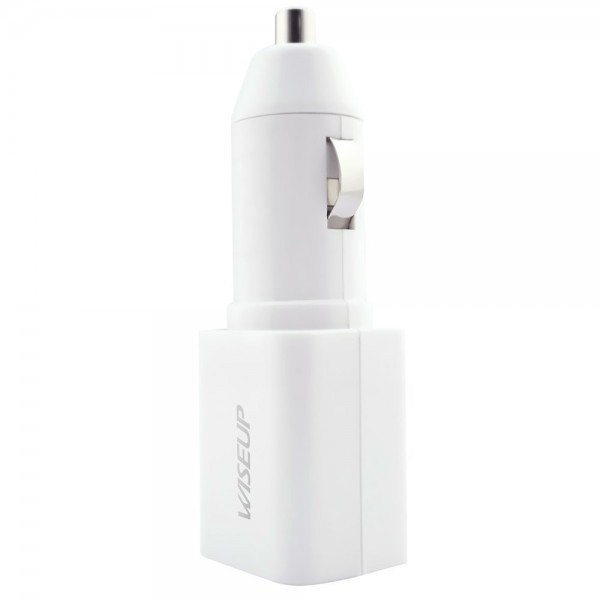 Incarcator Auto Spion cu microfon GSM iUni SpyMic N16, Localizare GPS si functie reportofon