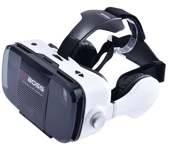 Ochelari realitate virtuala iUni VR Box X3, 3D, Ecran 4.7 -6.2 inch, Sistem de operare: Android si IOS, Casti si Microfon imagine techstar.ro 2021