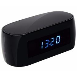 Ceas cu Camera Spion iUni Spy IP16, Full HD, Wireless, Night Vision, Senzor de miscare, P2P