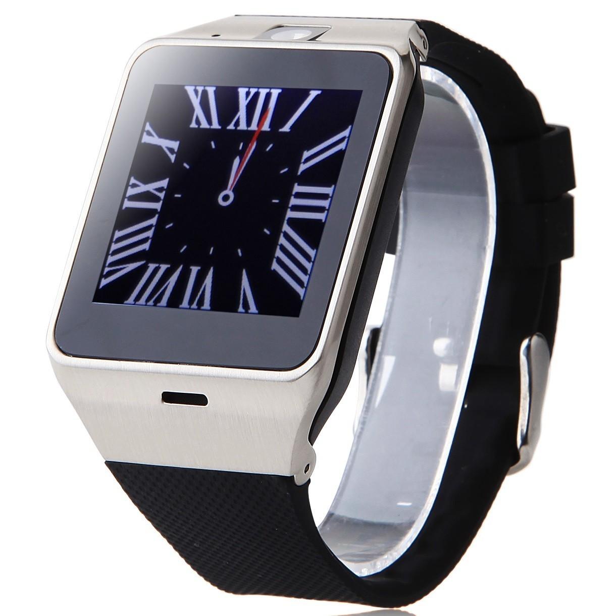 Ceas Smartwatch cu telefon iUni U15 A+, Camera, BT, 1.5 Inch, Carcasa metalica, Argintiu imagine techstar.ro 2021