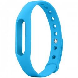 Curea Bratara fitness iUni MI1, Silicon, Albastru