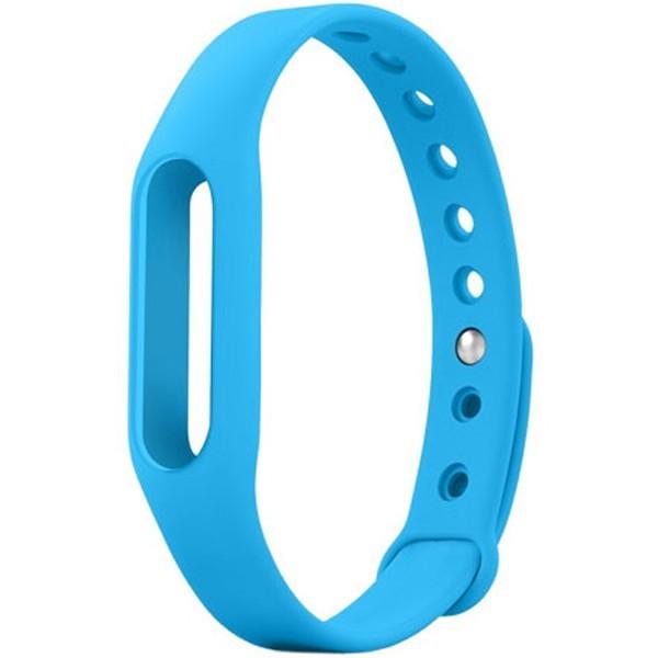 Curea Bratara fitness iUni MI1, Silicon, Albastru imagine techstar.ro 2021