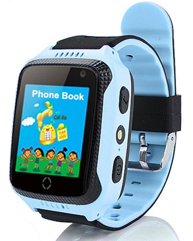 Ceas GPS Copii iUni Kid530, Touchscreen, Telefon incorporat, BT, Camera 1.3MP, Lanterna, Buton SOS, Albastru imagine techstar.ro 2021