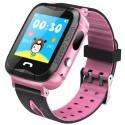 Ceas GPS Copii iUni Kid6, Touchscreen, Telefon incorp