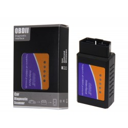 Interfata Diagnoza Techstar OBD2 Blutooth cu Cip ELM V2.1 Torque