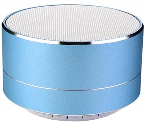Boxa Portabila Bluetooth iUni DF11, 3W, USB, Slot Card, AUX-IN, Radio, Aluminiu, Albastru imagine techstar.ro 2021