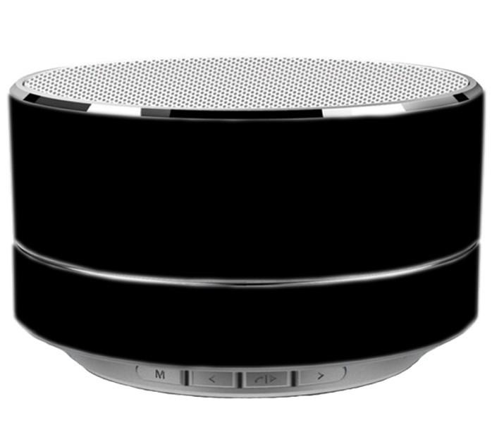 Boxa Portabila Bluetooth iUni DF11, 3W, USB, Slot Card, AUX-IN, Radio, Aluminiu, Negru imagine techstar.ro 2021