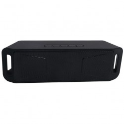 Boxa Portabila Bluetooth iUni DF02, 3W, USB, TF CARD, AUX-IN, Fm radio, Negru