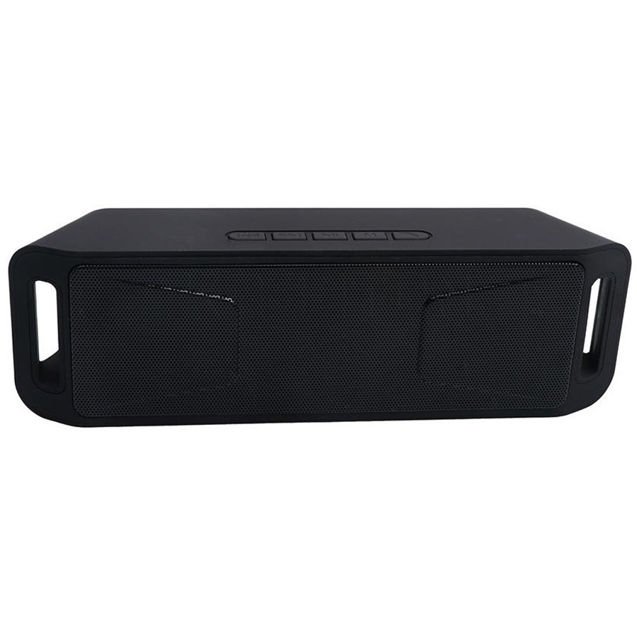 Boxa Portabila Bluetooth iUni DF02, 3W, USB, TF CARD, AUX-IN, Fm radio, Negru